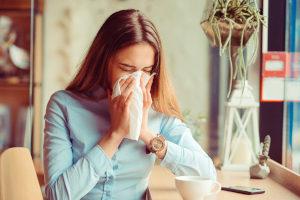 Nose allergies
