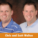 Chris and Scott Walton