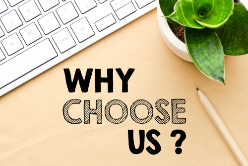 why choose